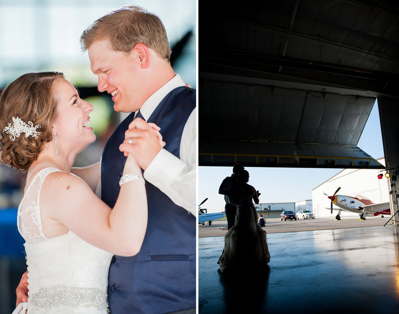 Fargo Air Museum Wedding Venue Kris Kandel Photographers (3)