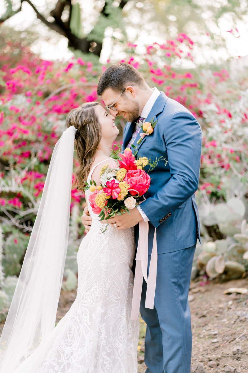 Phoenix Wedding Photographer Pink