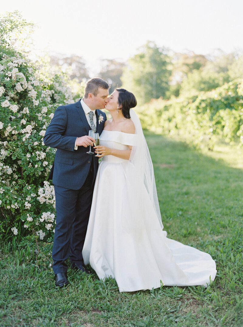Hunter Valley Elopement Wedding Photography - Fine Art Film Wedding Photographer Sheri McMahon-0710