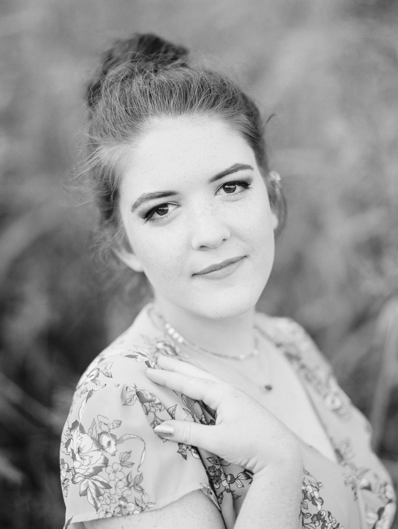 huntsville alabama senior portrait photographer