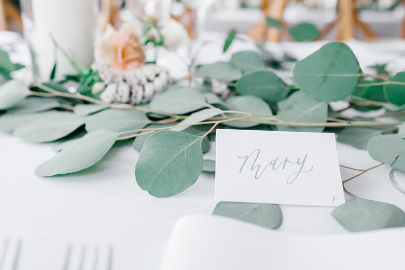 pirouettepaper.com | Wedding Stationery, Signage and Invitations | Pirouette Paper Company | Place Cards 18