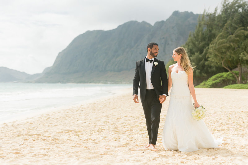 Oahu Beach Wedding Package 3