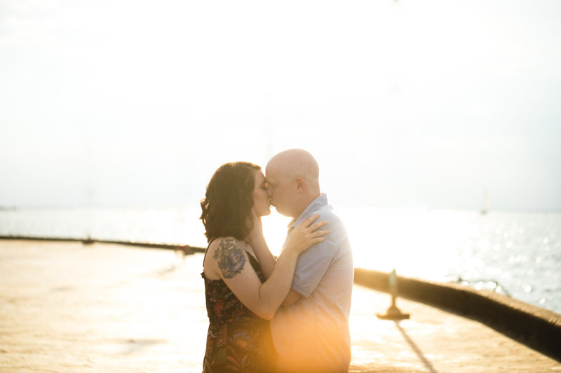 Hil + Lee | new orleans wedding photographers | couples portrait | lakefront nola engagement-62