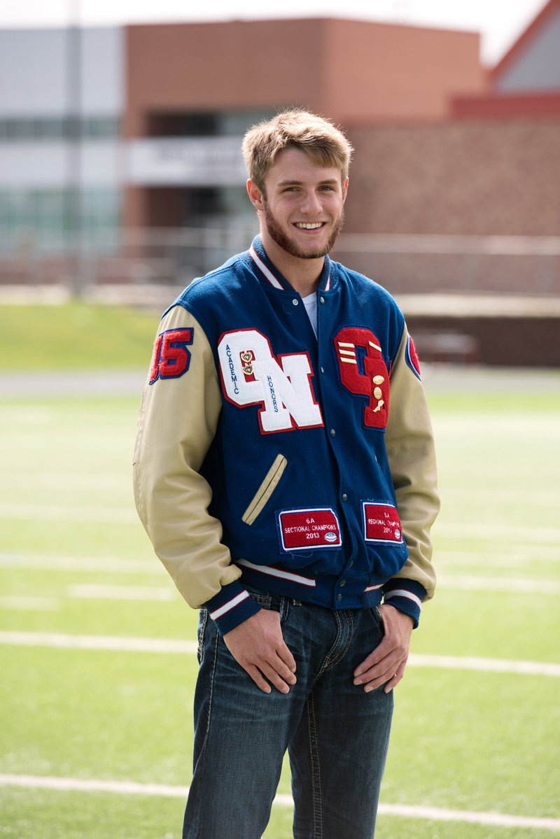 Football player senior pictures-026