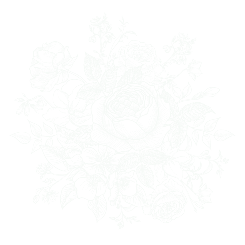 Isolated Floral White
