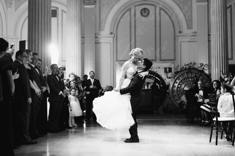 First Dance, Treasury On the Plaza St. Aug