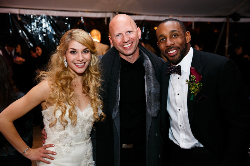 Boss Wedding - Troy Allison Stephen aka tWitch