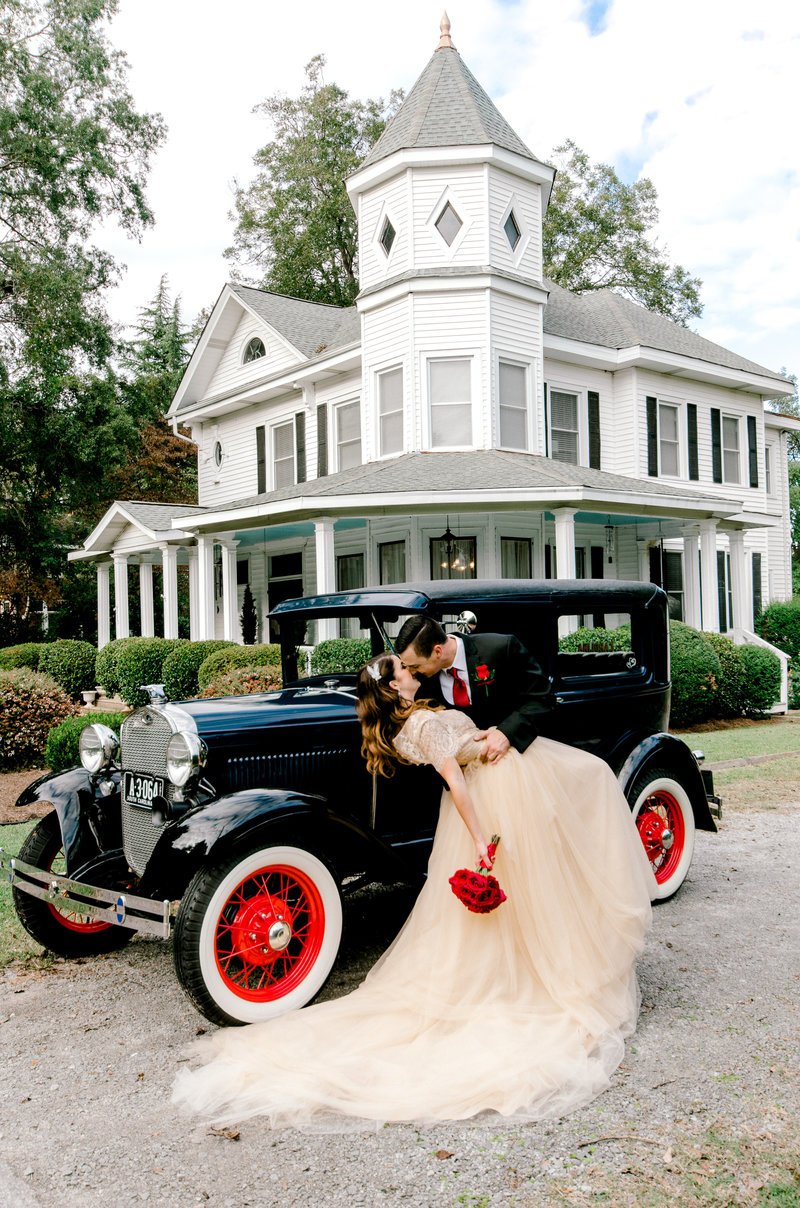 Columbia SC Wedding Venue
