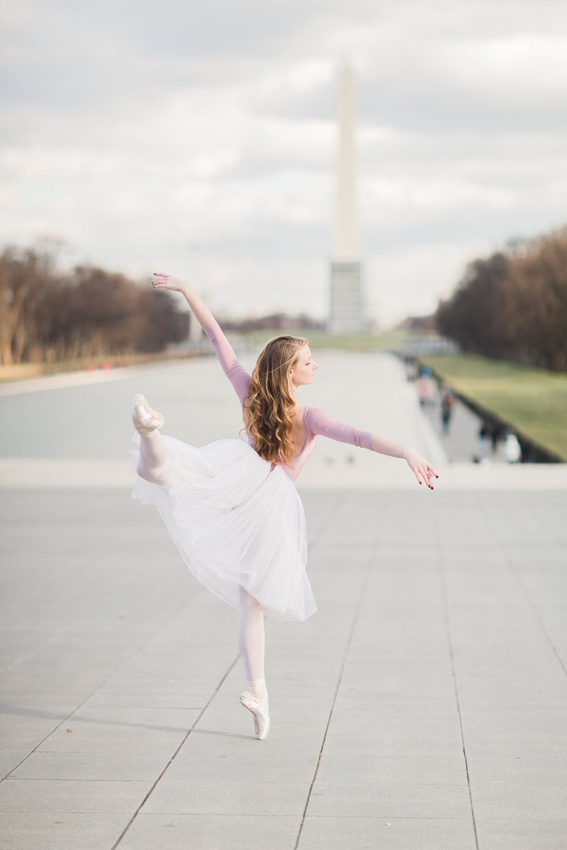 17 Abby Grace Photography Washington DC Ballerina Photographer