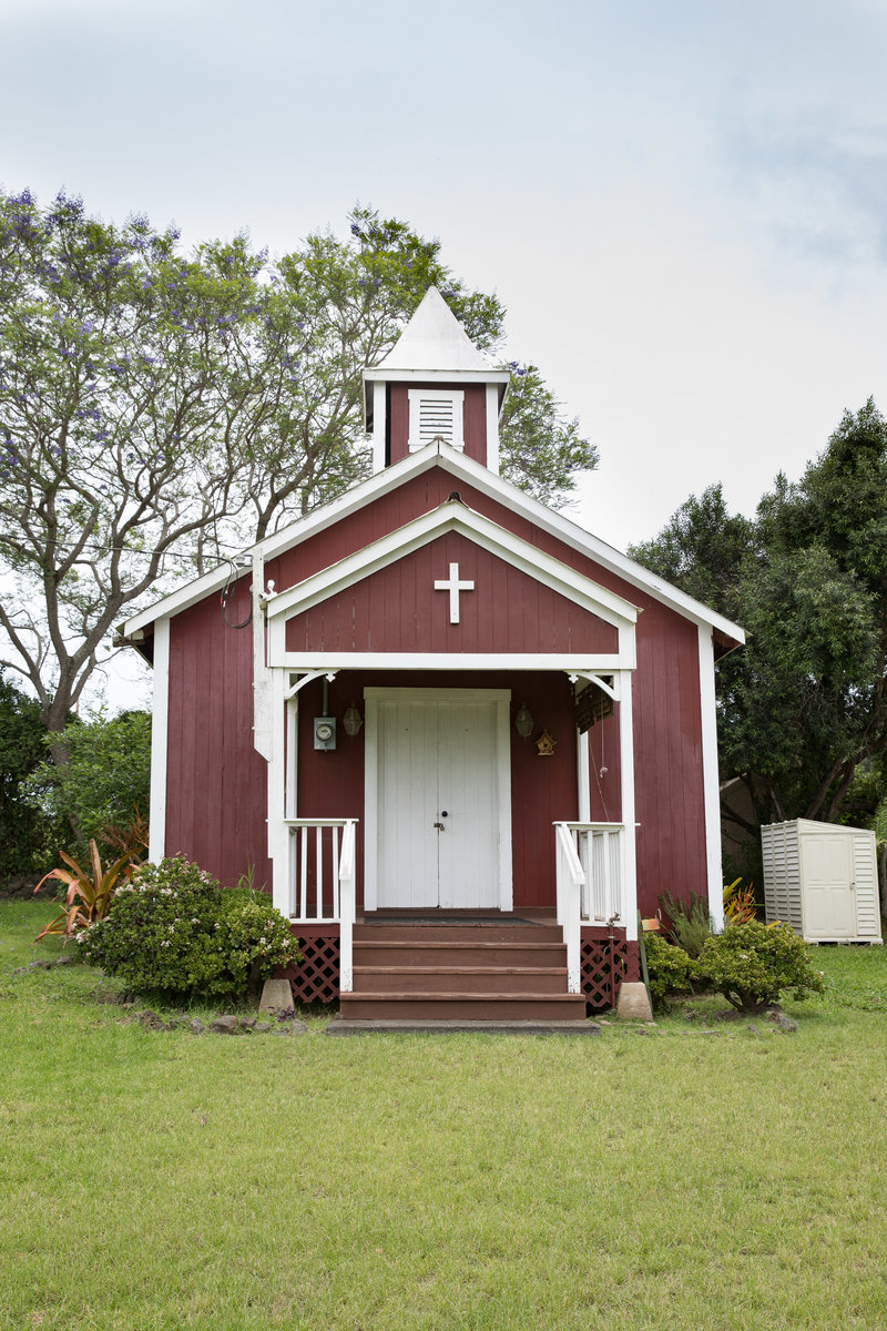 PU'UANAHULU BAPTIST CHURCH