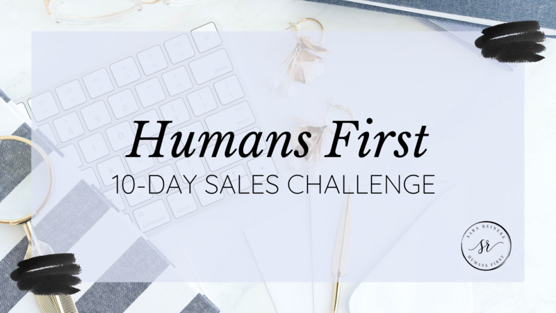 Humans First Sales Challenge