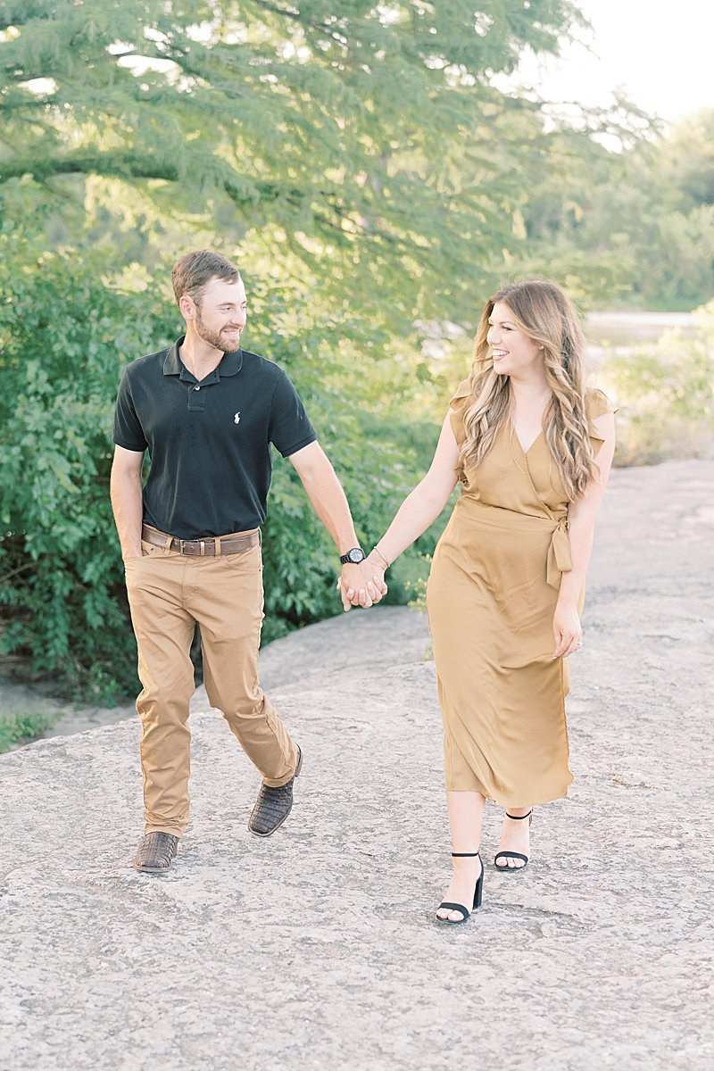 Bull Creek Engagement Session Holly Marie 8