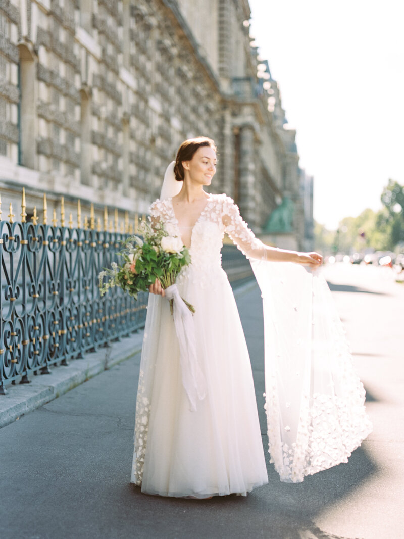 Destination Fine Art Wedding Editorial Photography in Paris with Max Chaoul-31