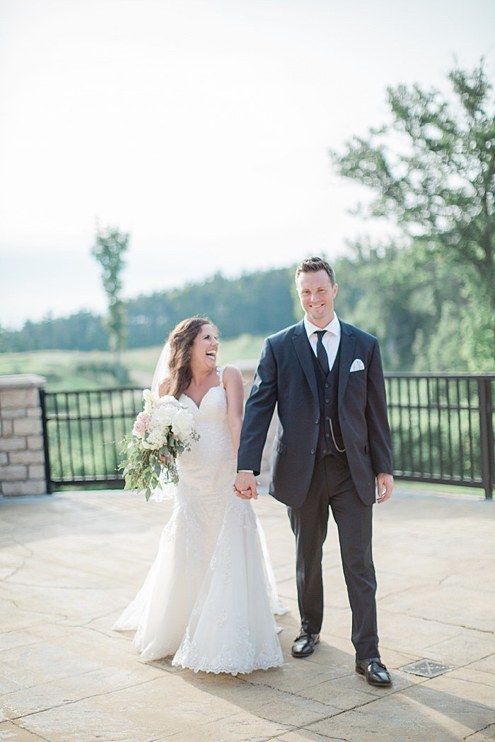 Akron Ohio Candid Wedding Marissa Decker Photography