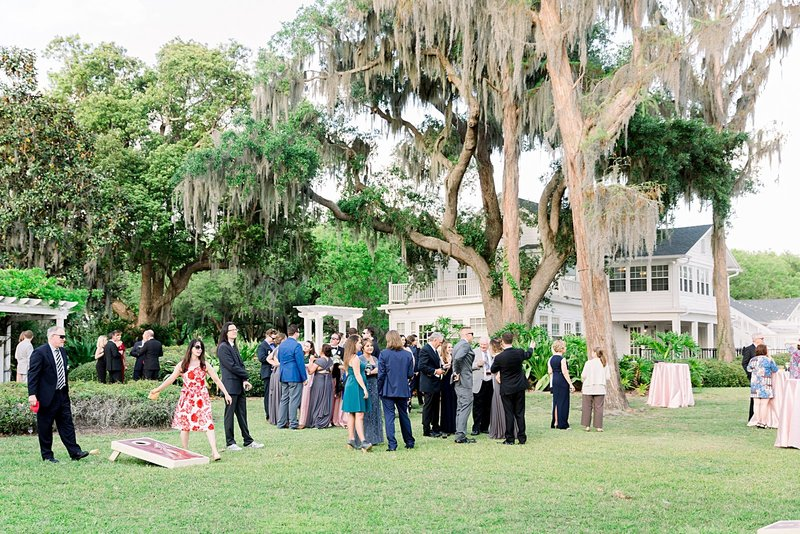 Cypress Grove Estate House Wedding Orlando Florida_0008