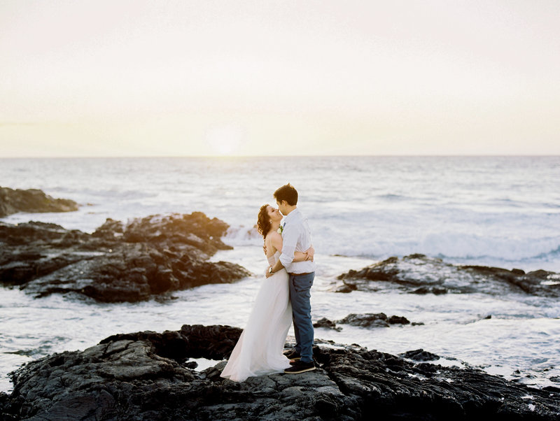 Big Island of Hawaii Elopement