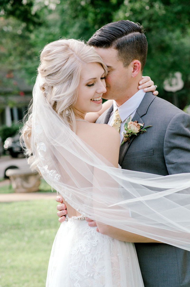 Charlotte Wedding Couple