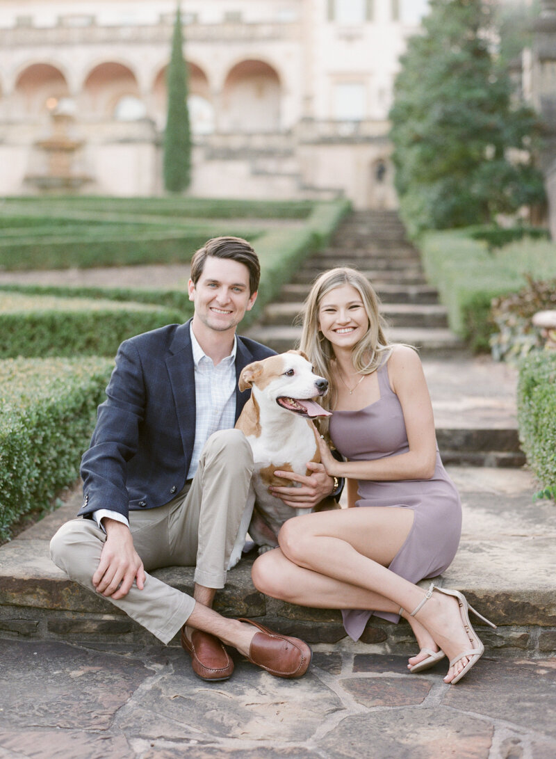 10-13-2020 Justin and Sydney Engagement Photos at Philbrook Museum Tulsa Wedding Photography-154