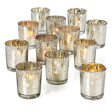 mercury tea lights