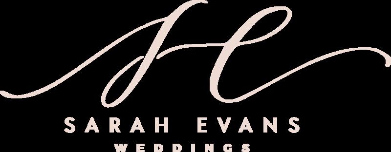 Sarah Evans Weddings