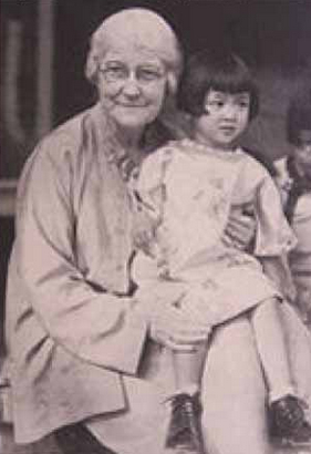 Donaldina Cameron Angry Angel and Freedom Fighter of Chinatown - China Underground (1)
