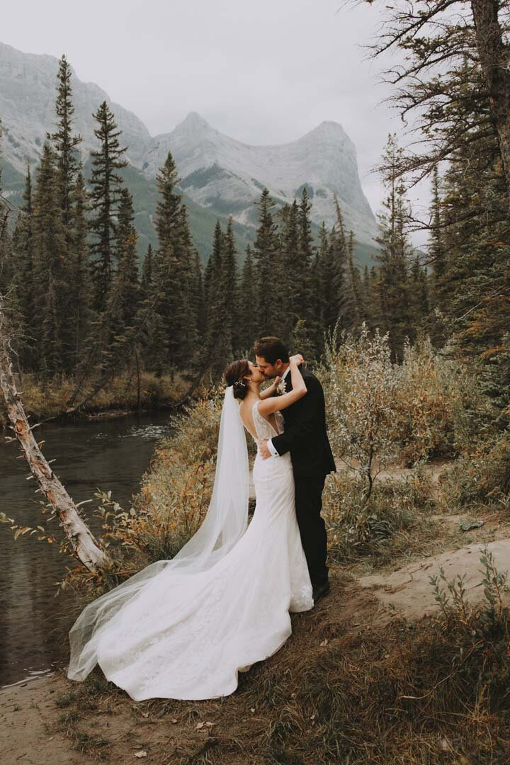 Canmore Rocky Mountain Elopement Package-334