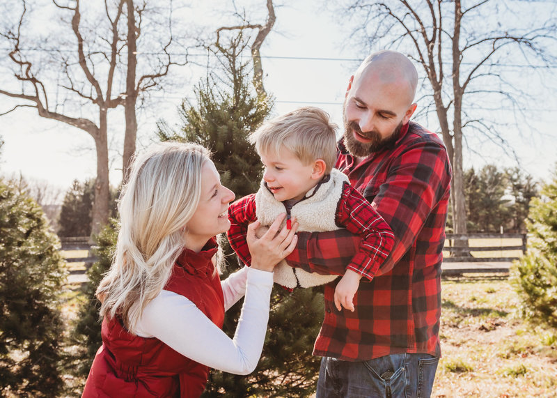 holiday family photographer