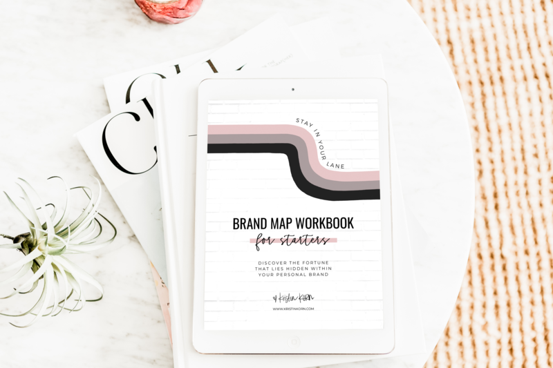 SIYL Brand Map Workbook for STARTERS
