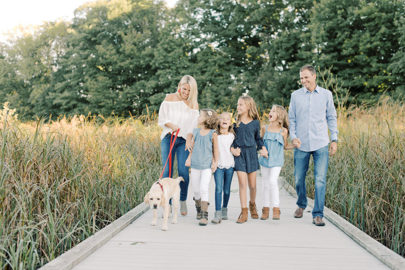 Powell Ohio Family Session-1
