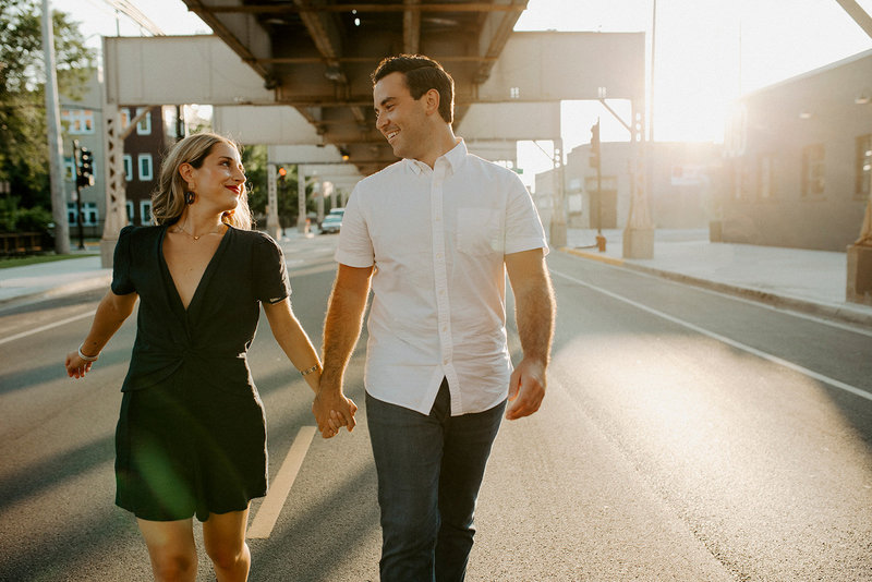 milwaukee engagement photographers sarah glick
