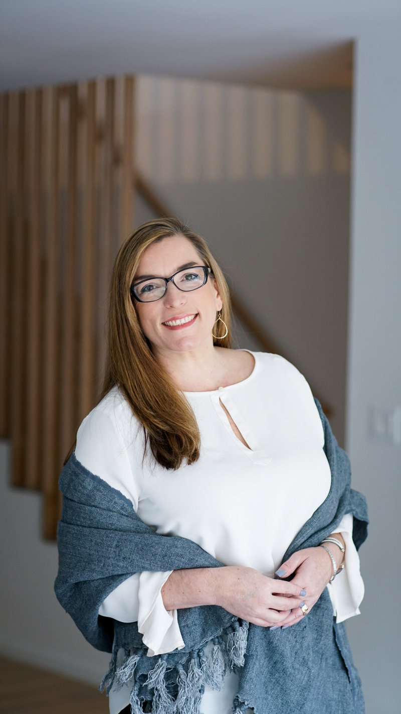 Color photo of Rebecca Green  real estate broker with Selling Portland Real Estate