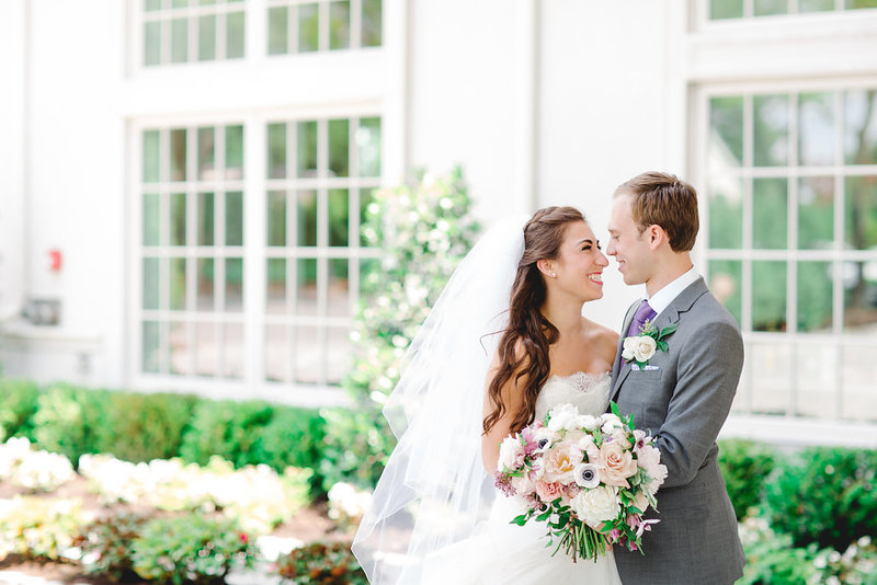 New Jersey wedding florist