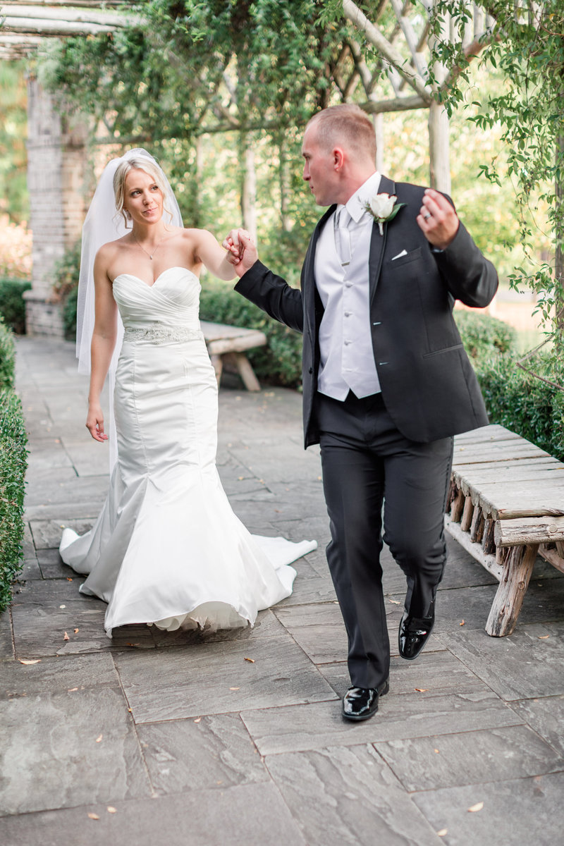 Jennifer B Photography-Wedding Day-Pinehurst Arboretum-Pinehurst NC-Kellen and Lynsi50