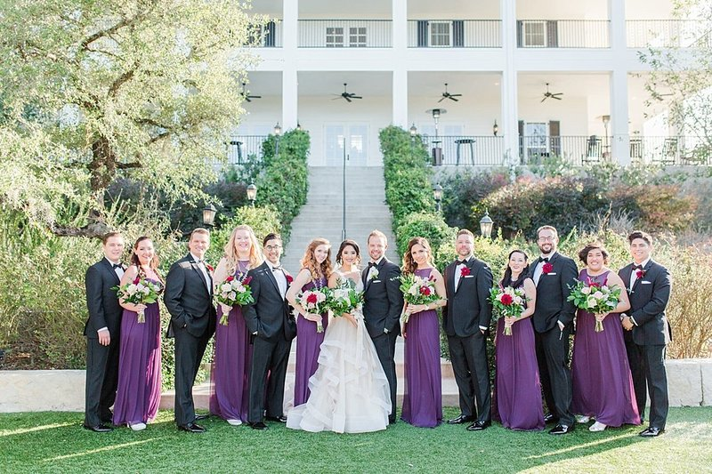 Kendall Plantation Wedding Venue Photos by Boerne Wedding Photographer Allison Jeffers_0071