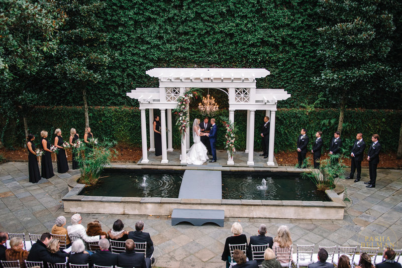 The William Aiken House Wedding Photography | Wedding Venues in Charleston for Luxury Weddings by Pasha Belman-17