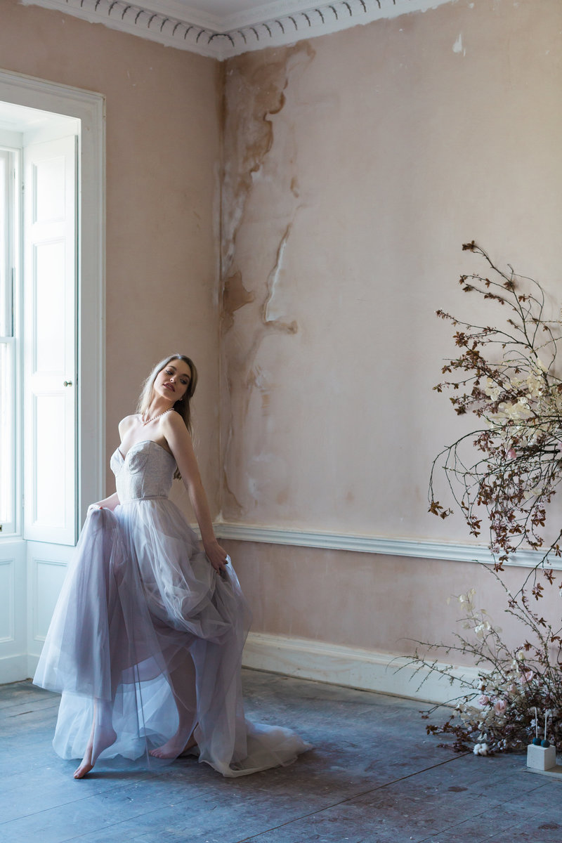 Aynhoe Park Bridal Styled Shoot Gallery