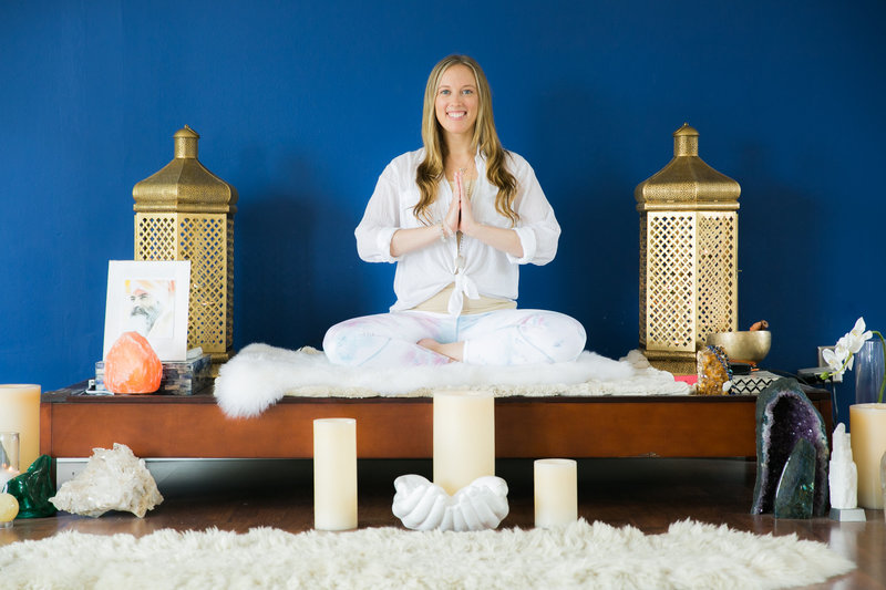 Laurin Seiden - New You Development - Kundilini Yoga - 12
