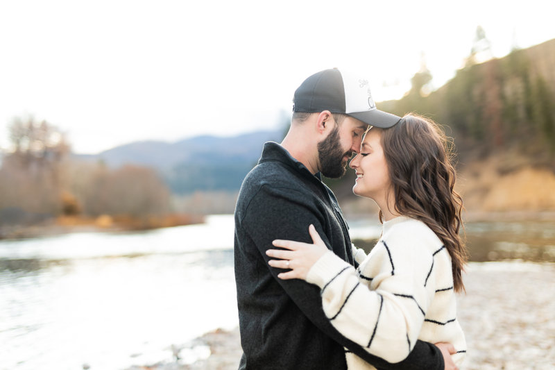 Cody + Tyrah | Kelly Island Missoula MT