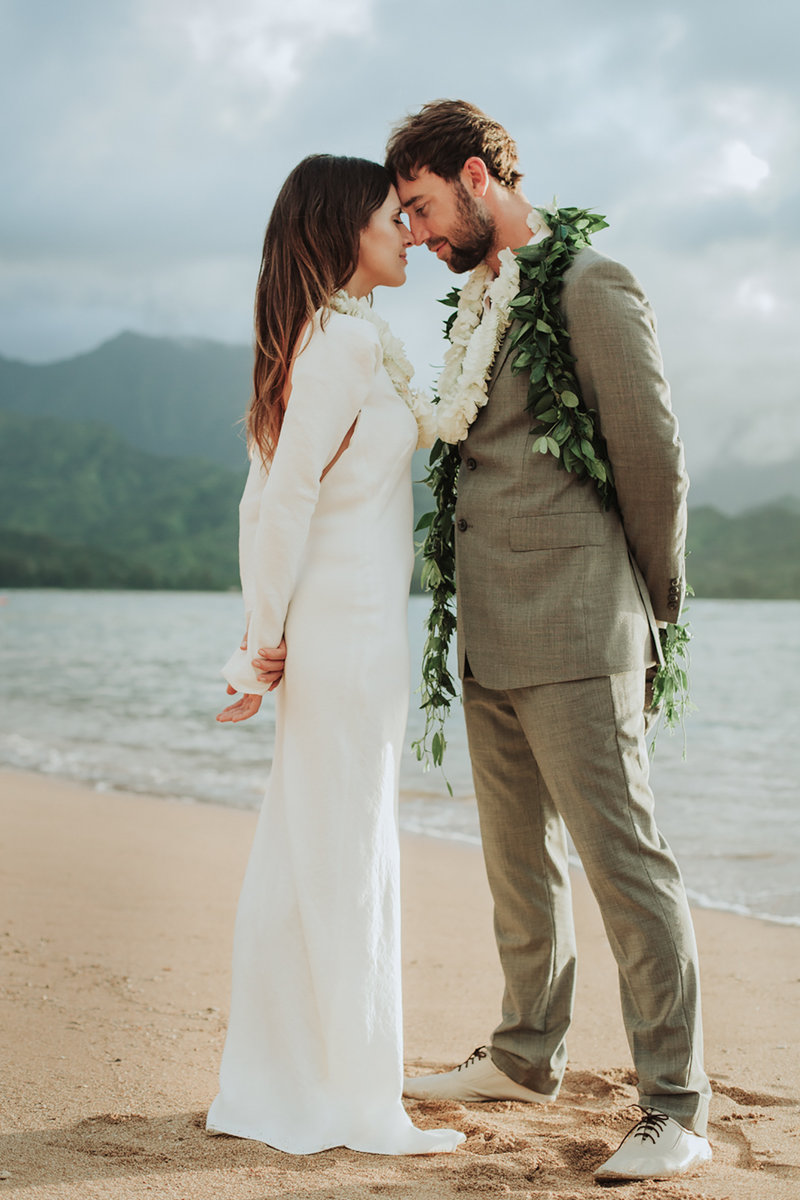 hanalei bay wedding