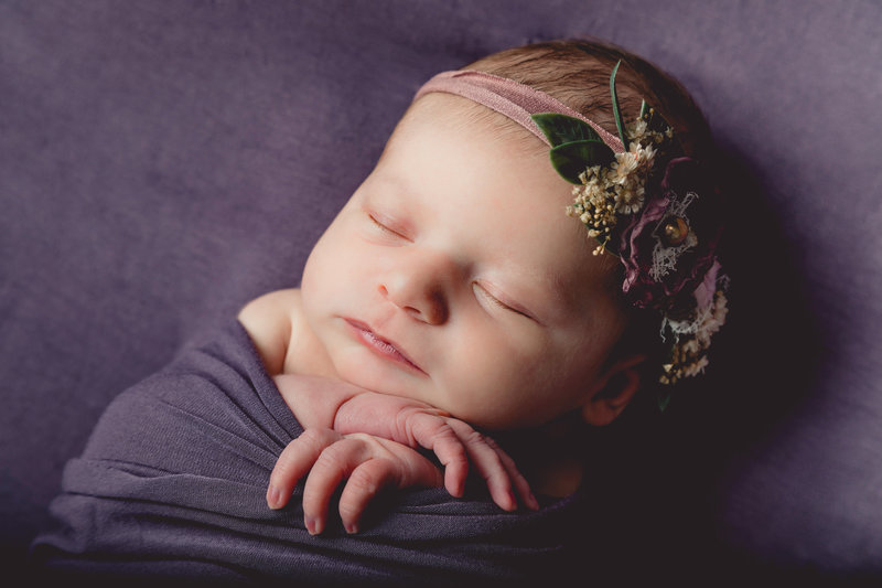 La Grange Park Newborn Session Monica Inglot Photography