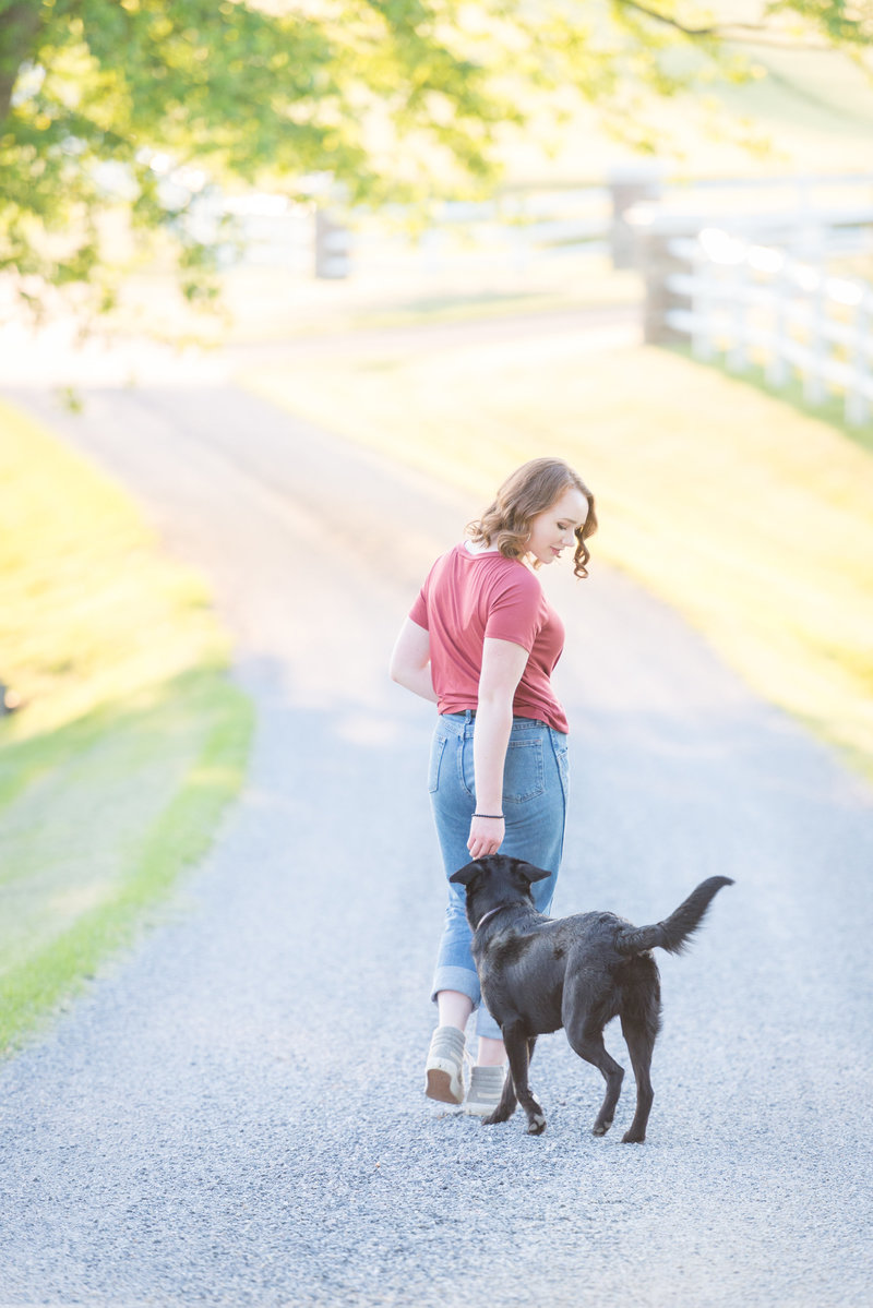 dog - senior - pictures - frederick - maryland - mary - sarah - photography   (1 of 1)