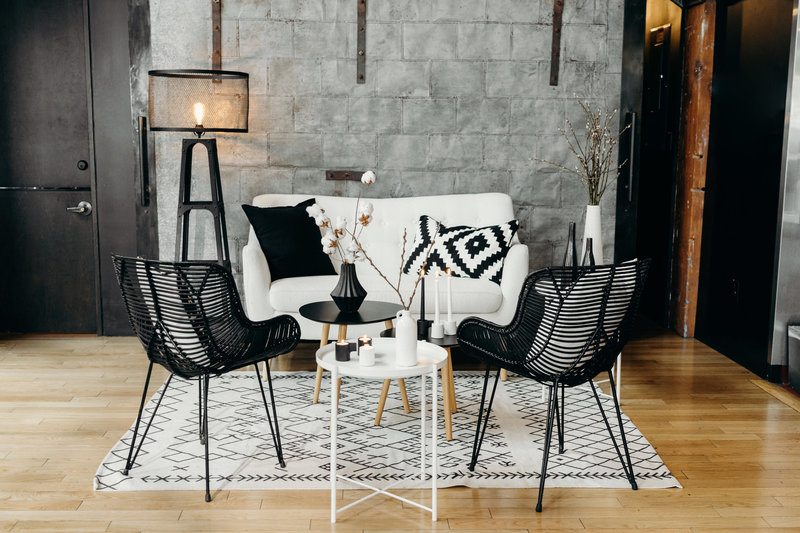 Black-White-Soft-Seating