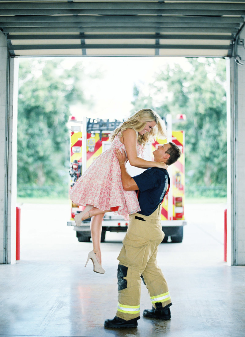 okeechobee Wedding Photographer _ Firefighter countryside engagement _ Tiffany Danielle Photography (13)
