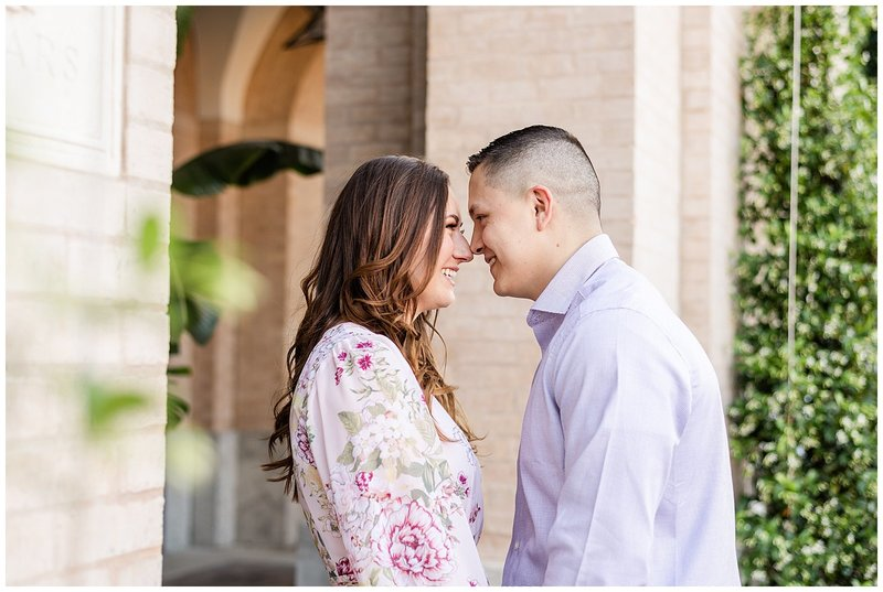 Engagement Session at The Pearl | Heather & Cody 07