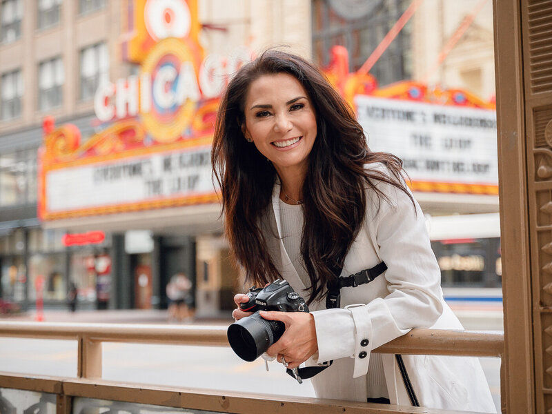 Personal Brand and Headshot Photographer in Chicago