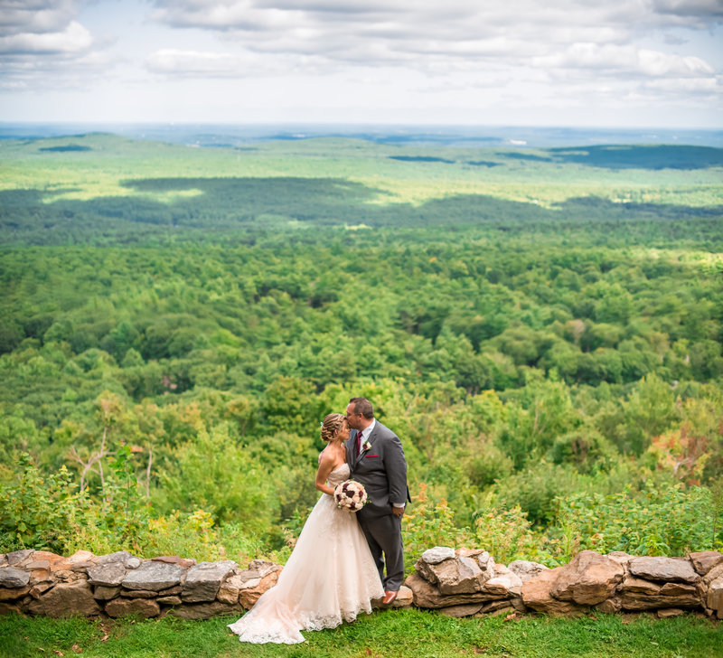 wedding at wachusett mountain