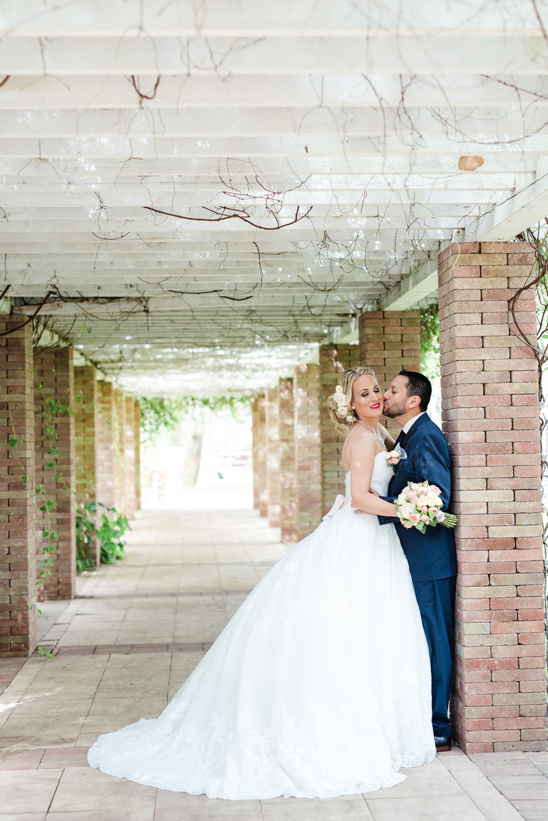 American Destination Wedding in Hungary