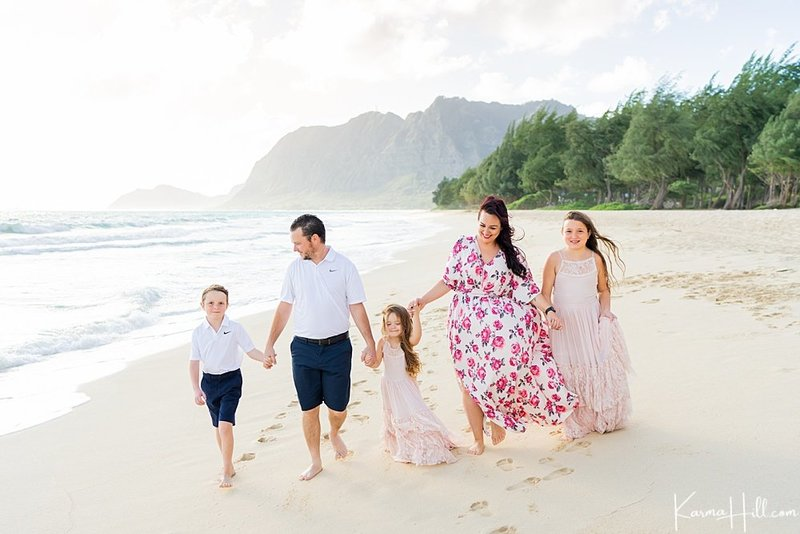 Oahu Portrait packages