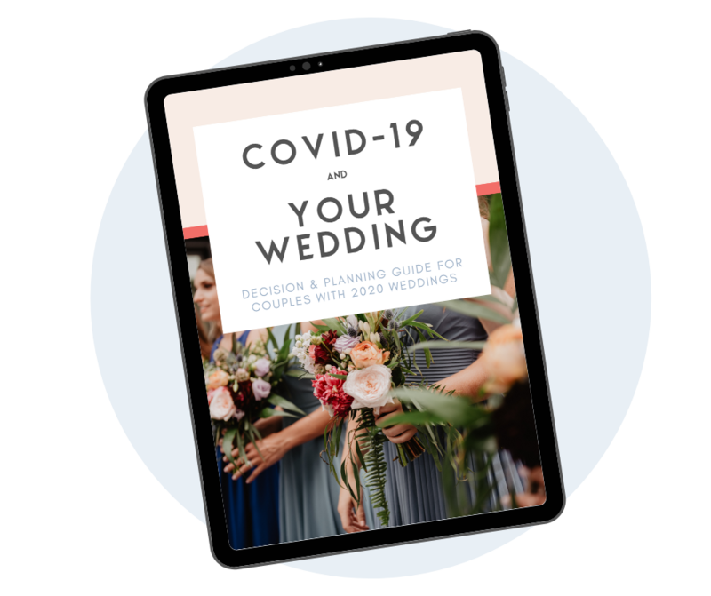 Cover iPad of Bride's Guide to COVID-19