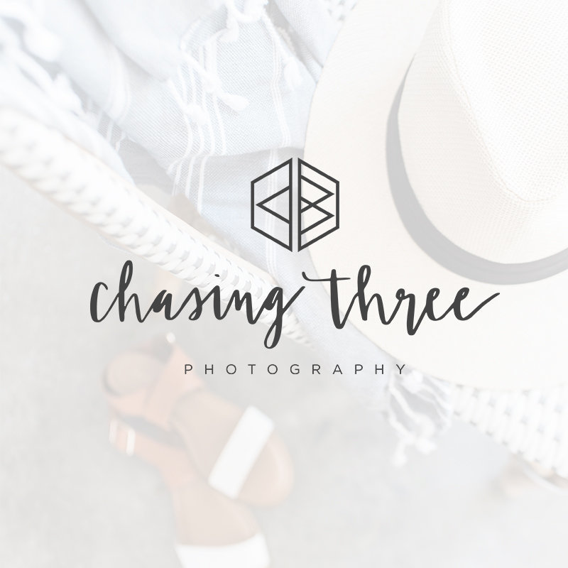 Chasing Three logo